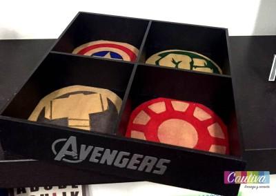 Caja Avengers