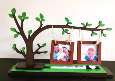 Árbol para mesa x2