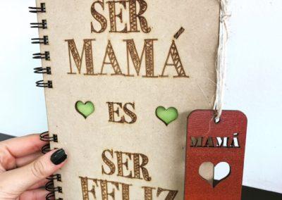 Agenda para mamá